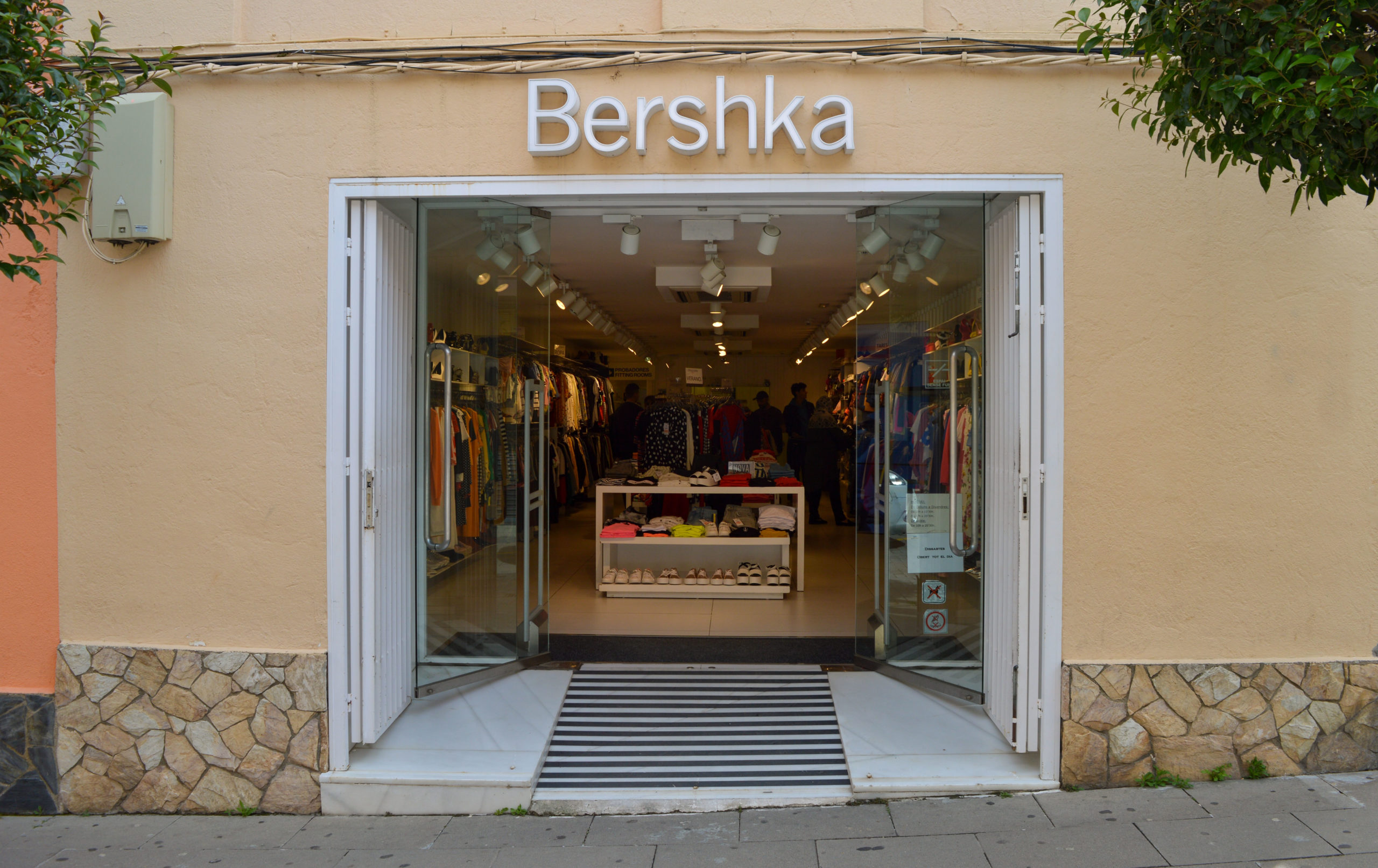 Bershka for&from