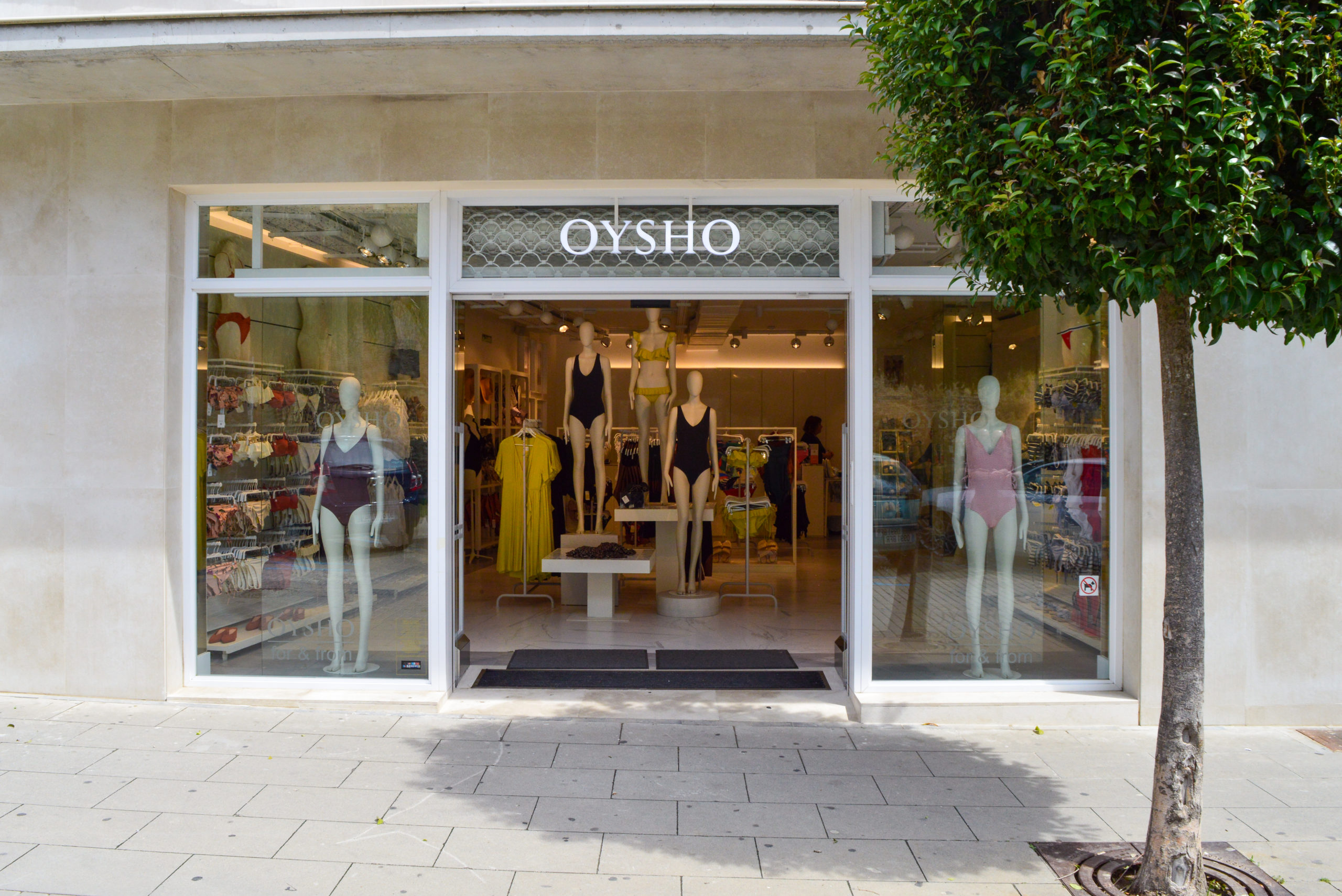 Oysho for&from
